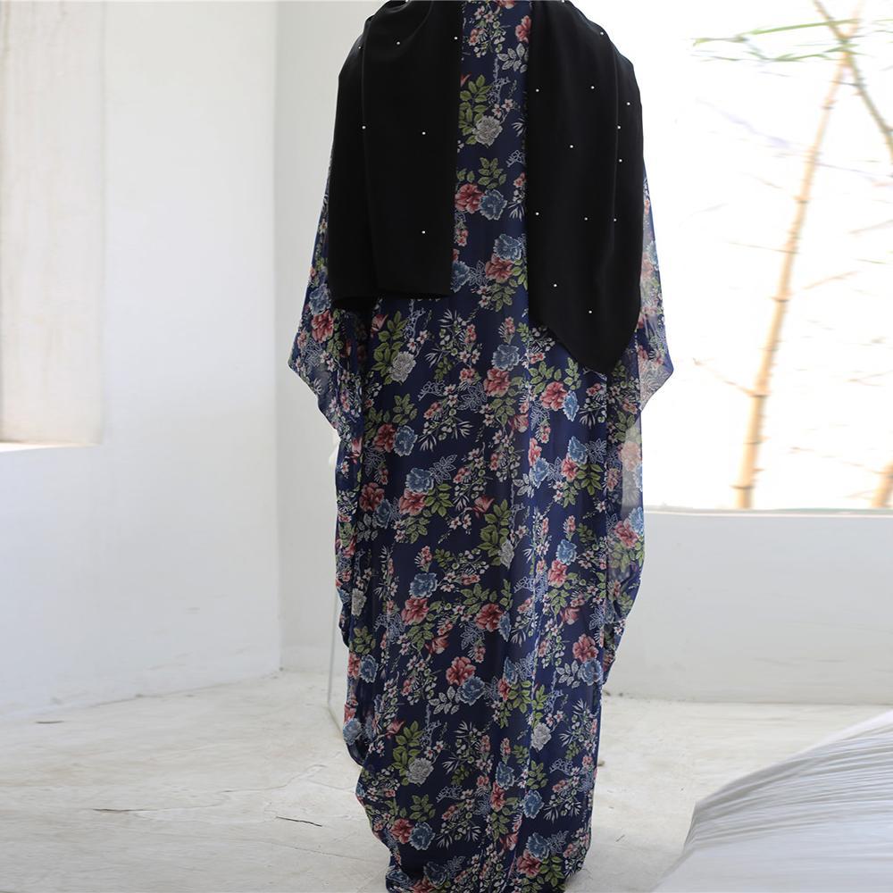 Рамадан Ид Мубарак Бабочка Абая Дубай Кафтан Кимоно Mujer Кардиган Хиджаб мусульманское платье Турецкая исламская одежда для женщин