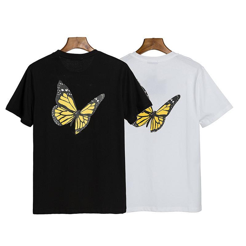 2020 Mens Shirt Verão Tops Casual camisetas para mulheres dos homens de manga curta Padrão Roupa letra impressa Tees Crew Neck