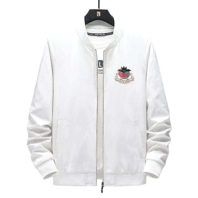 Erkek Tasarımcı Kapşonlu Ceketler = WINDBREAKER Spor Yeni Bahar Sonbahar Casual Ceket Giyim Fermuar Yaka Ekose Baskılı İnce Ceket ~~ # 37