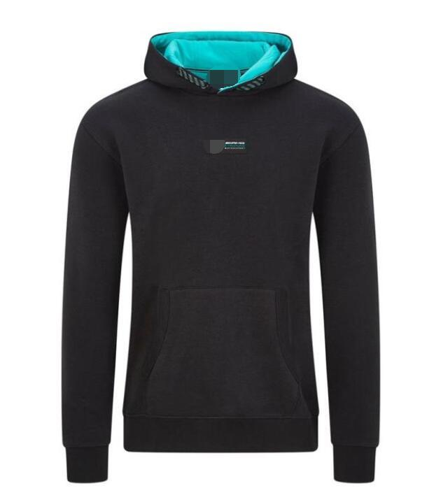 2020 explosive F1 Formula One racing suit hooded sweater Hamilton 2020W11 casual sports sweater