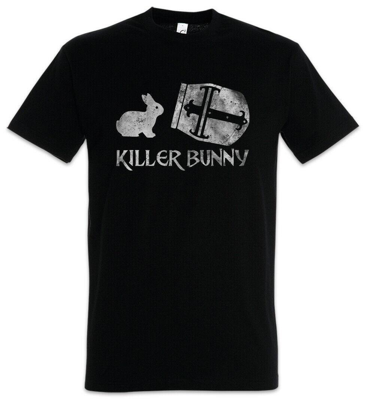 Tueur Lapin II T-shirt de Caerbannog Monty Python Fun et le Saint-Graal