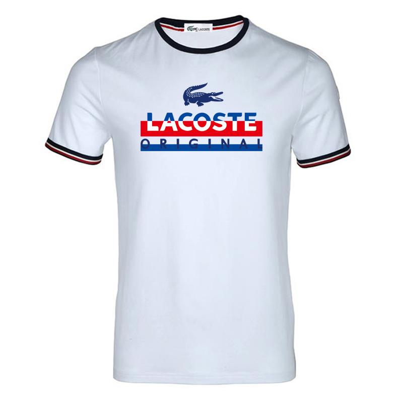 Moda manga curta homens impressos camiseta t-shirt frescos dos homens engraçados encabeça mens casuais homens T-shirt de algodão t-shirts