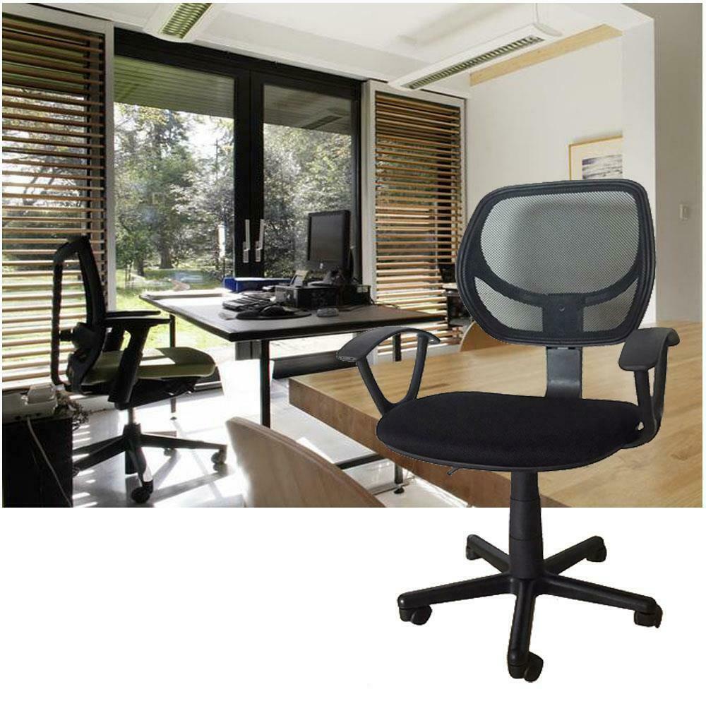 Chaise de bureau de bureau pivotant ergonomique ergonomique
