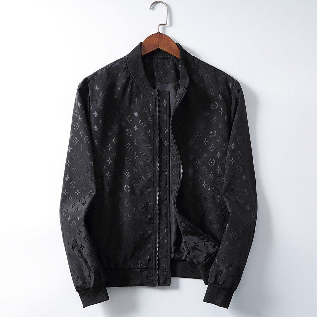 Giacca di lusso del Mens Abbigliamento Uomo Donna mappa stampata Winter Fashion Jacket Mens Designer Jacket Mens Designer cappotti di inverno di formato M-XXXL
