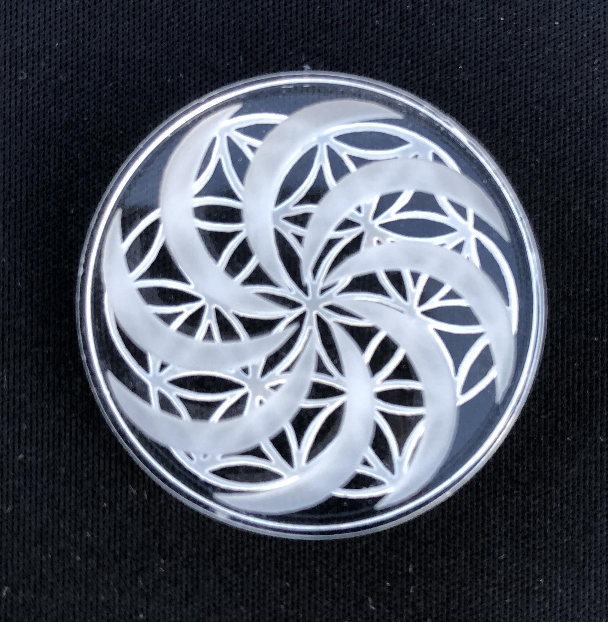 석영 채널 평면 상단 석영 폭행 손톱에 대한 OD OD 30mm의 40mm에서 50mm 석영 수화물 캡 꽃 패턴 디자인 캡