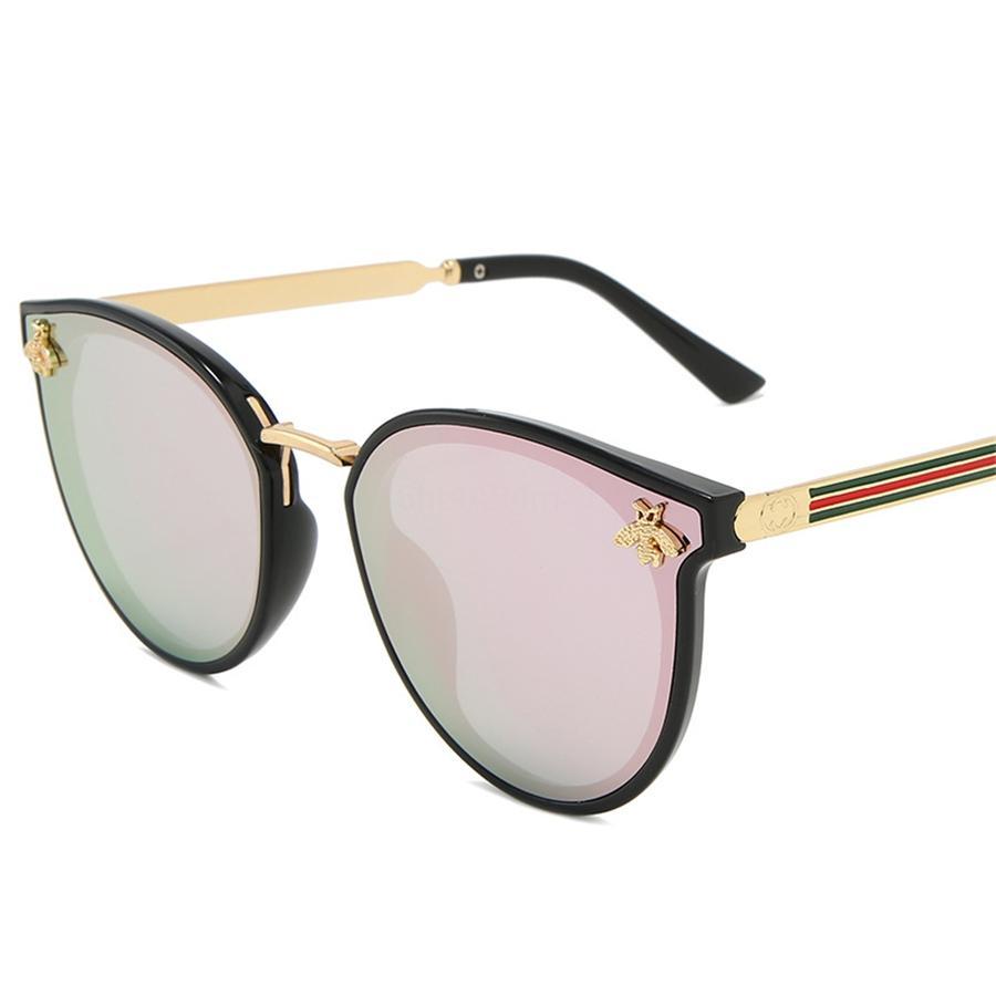 Kundenspezifisches Logo-Weinlese-Mosaik Sun-Gläser für Kinder Erwachsene Platz Neuheit Unisex Pixel Sonnenbrillen Dekoration Gläser zeigen Requisiten Kinder Geschenk # 493