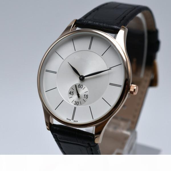 Y 2019 caliente nuevo Top famoso de la marca de los hombres '; S 40mm reloj 3a Moda a prueba de agua de acero neto Gold Men'; S reloj Montre Femme Relojes Ma
