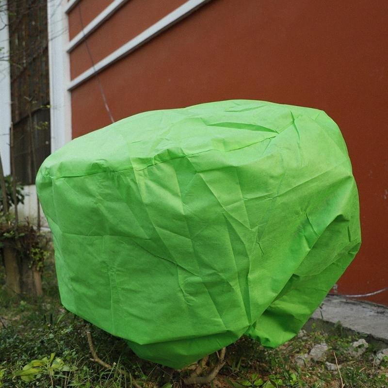 Pflanzendecke Warm Worth Frost Decke Strauch Jacke Horticultural Frostschutz- Tasche Baum-Abdeckung 3D Runde Pflanze Frostschutz t4X2 #