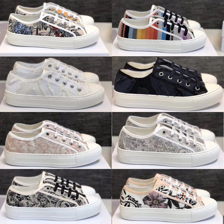 Men Sneakers Women WALK N Canvas Shoes