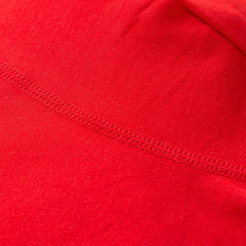 Menina breifs pura Roupa interior e médio calções de algodão e crianças grandes ano gordura estudante roupa interior vermelho festivo 2019 novos calções