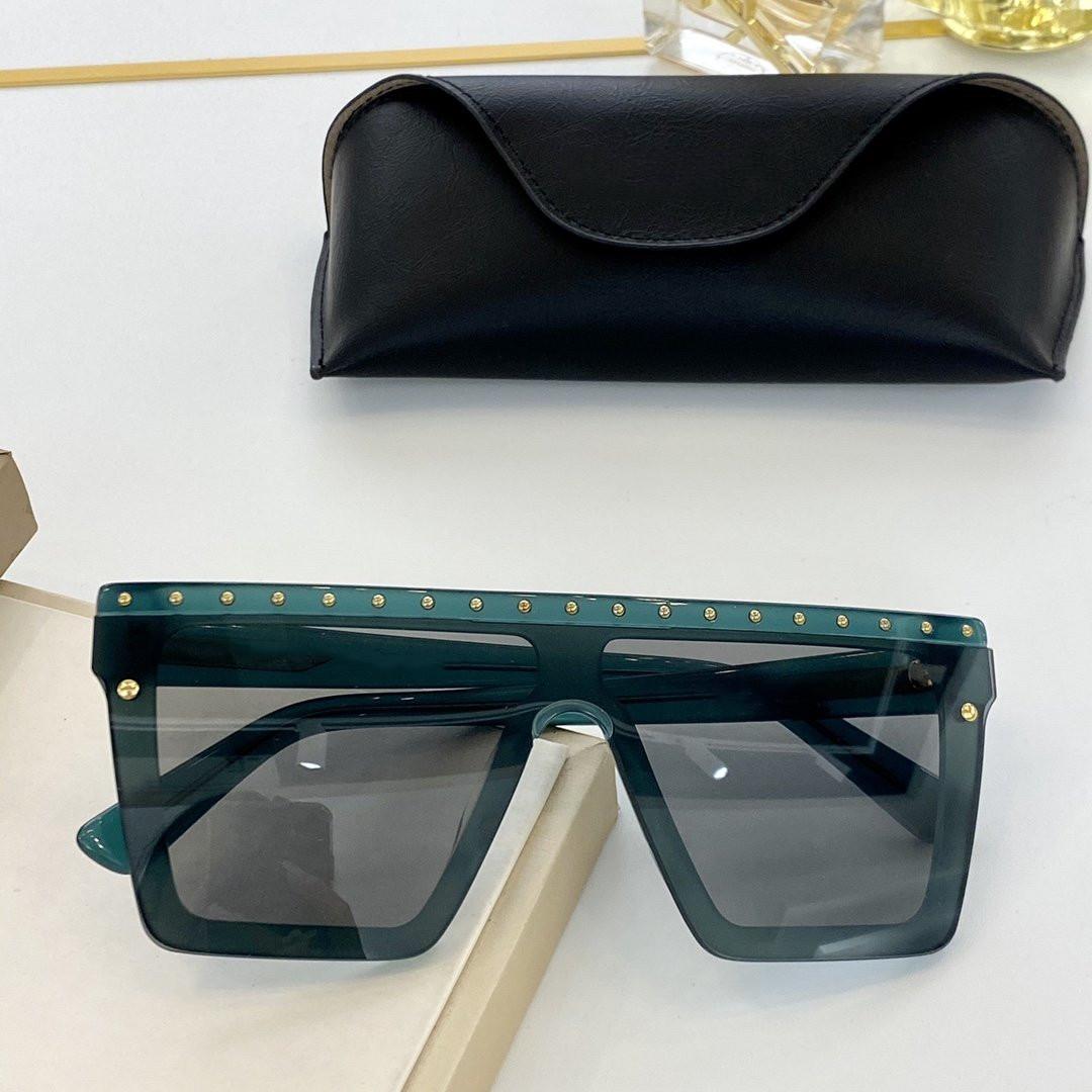 2020 النظارات الشمسية الكلاسيكية الجديدة أنثى GE Bigrim VA3201 مثير عالية الجودة نظارات UV400 إطار كامل مربع مربع النظارات وو قوانغ