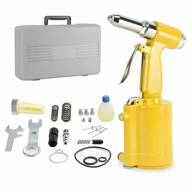 """Air Rivet Gun 3//16/"""" Pnuematic Air Riveter Industrial Wholesale Tools Rivets"""
