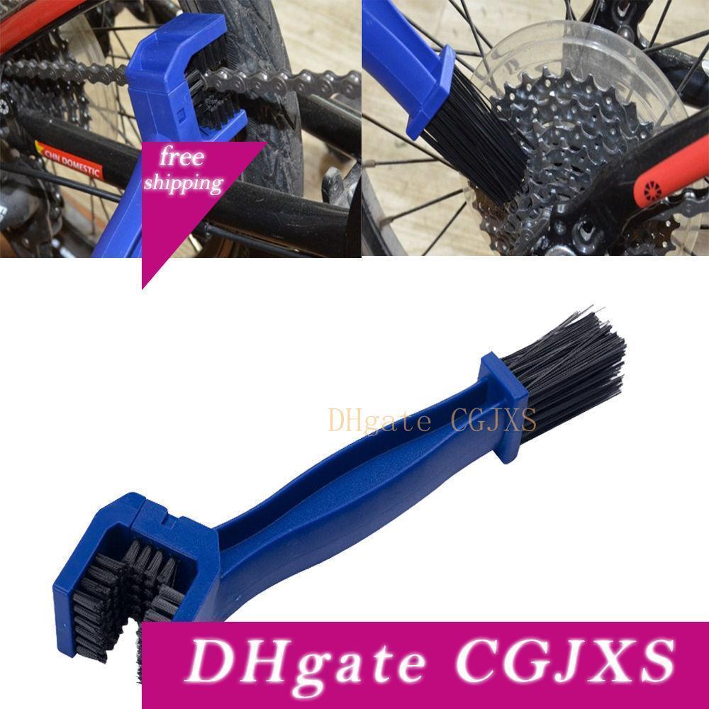 Çok Çok Amaçlı Bakım Motorcyclenew Bisiklet Zinciri Aynakol Temizleme Aracı Açık Dişli Çöp Temizleyici Fırça Scrubber Aracı