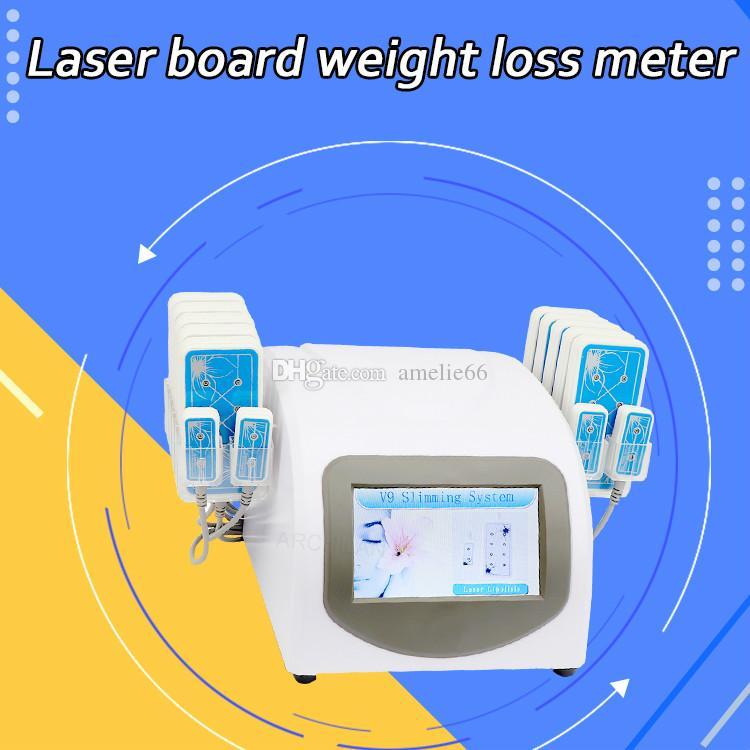 Entwurfs-Qualitäts-Fat LossLipo Laser 14 Pads Fat Burning Cellulite Entfernung Beauty Body Shaping Schlankheits-Maschine