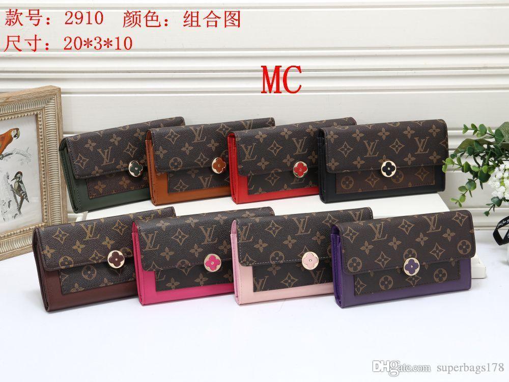 Acreditación MC 2910 Mejor alta calidad del precio de las mujeres solas señoras de totalizador del bolso del morral del hombro del bolso del monedero