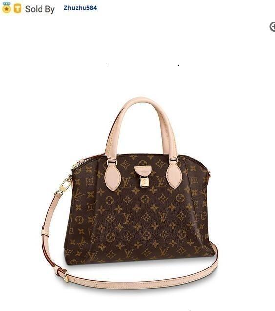 5RGQ M44546 Rivoli MM WOMEN HANDBAGS ICONIC BAGS TOP HANDLES SHOULDER BAGS TOTES CROSS BODY BAG CLUTCHES EVENING