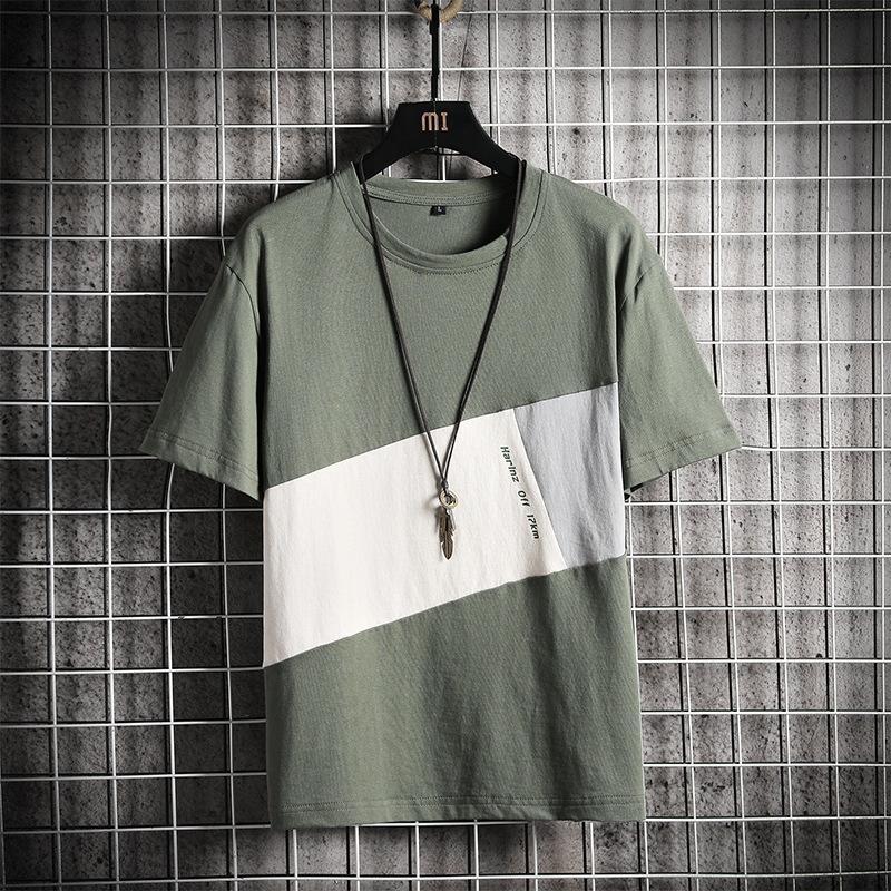 camiseta de los hombres de verano Naruto Harajuku fresco de los hombres camiseta de manga corta japonesa divertido Impreso Streetwear más del tamaño de la camiseta de 2020 CX200710