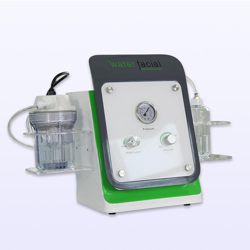 2 no aqua dermabrasão hydrodermabrasion máquina dermabrasão diamante 1 de água com 8 dicas hídricos e 9 pontas de diamante