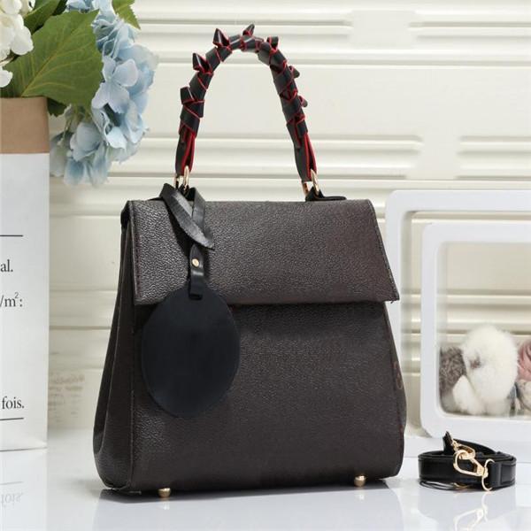 XX 2020NEW Женщины мешок посыльного Классический Стиль Мода сумки женщин сумки плеча повелительницы тотализаторов сумочек Speedy с плечевым ремнем