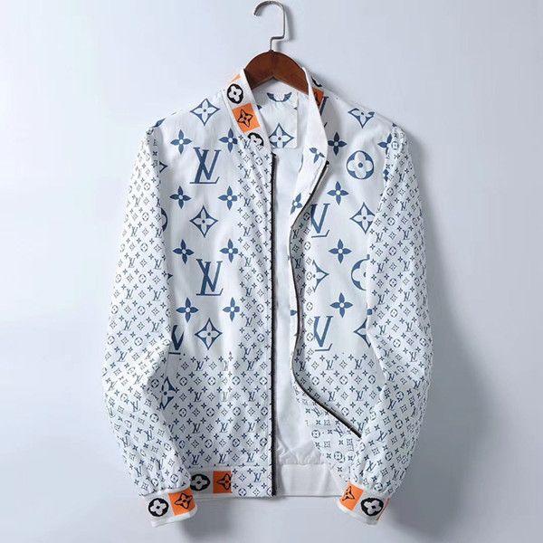 2019 nueva chaquetas para hombre del diseñador estrenar de impresión chaqueta de abeja Harajuku hip hop cazadora de béisbol chaquetas de la medusa tamaño M-3XL