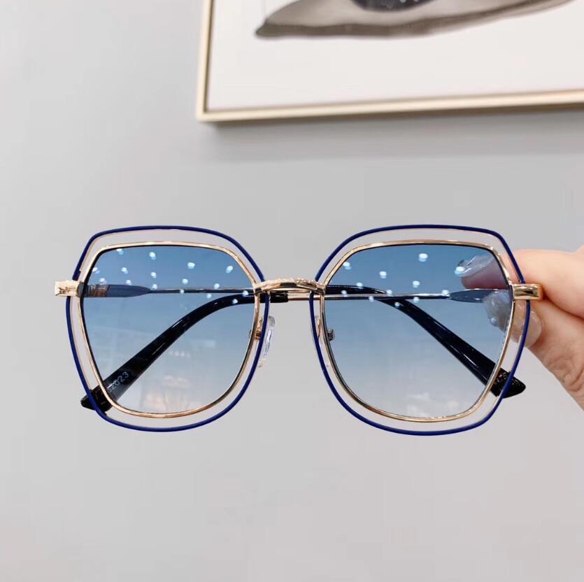 fashion Metal hollow Sunglasses fashion kids designer sunglasses girls sunglasses Resin Lenses girls glasses Korea kids accessories