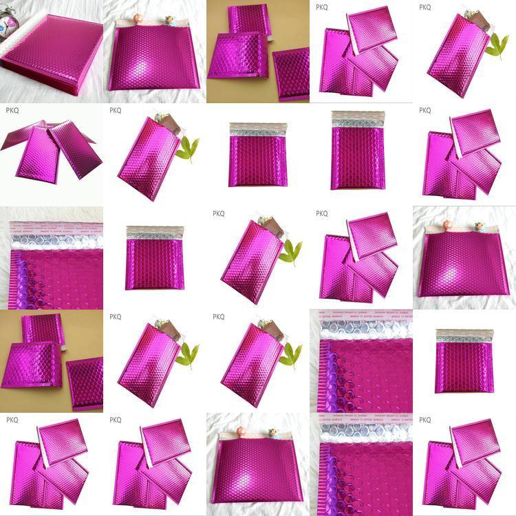 1375X11 Bubble Polymailer matelassées Enveloppes 1375 X 11 pouces Peel Seal Violet 50 Pack Bubble Polymailer enveloppes matelassées mylovethome rZZMz