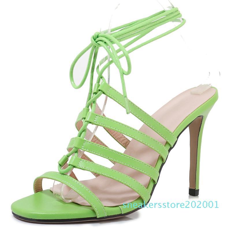 RIBETRINI donna Limita Scarpe party band sexy delle donne da sposa sandali alti talloni sottili Data sandali S01