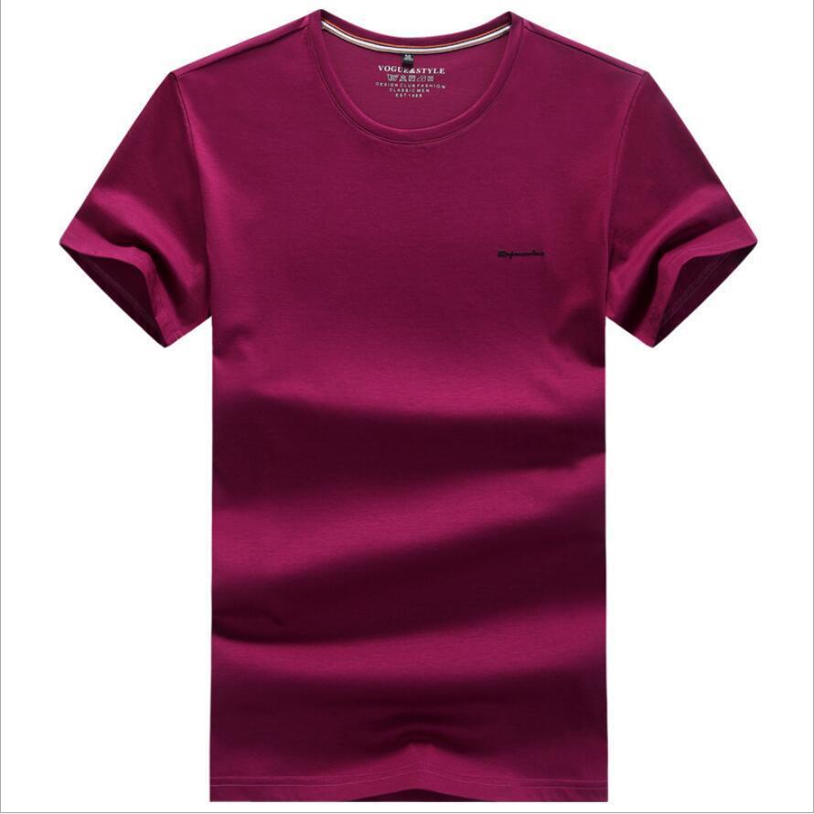 tişört Y200611 başında tişört yaz erkekler tişört ZNG 2020 gündelik kısa kollu yaz erkek t shirt% 100 pamuk mektup yazdırma erkekler