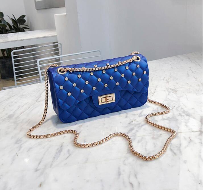 Feminina Shoulder Bag Mulheres Estilo Moda Clássica Crossbody Bag Atacado Womans Handbag