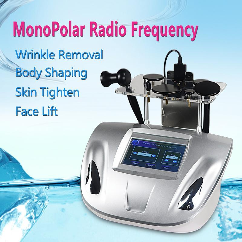 Magic Plus A0903 Monopolar RF Anti Aging Radio Frequency Home Use Face Lift Beauty Machine