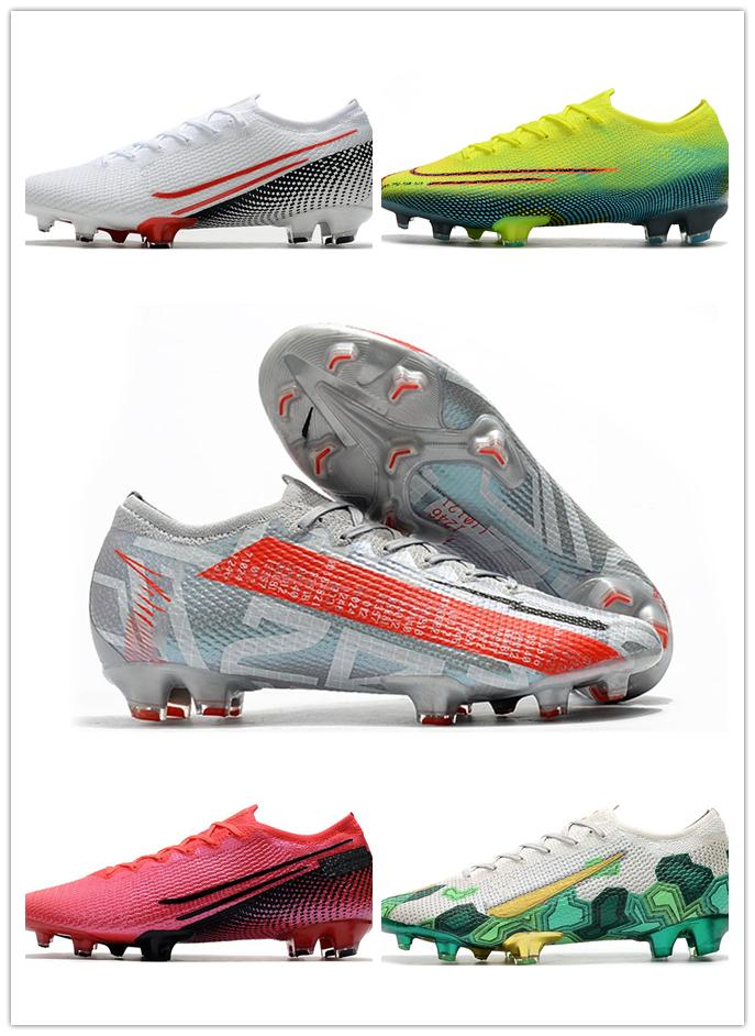 Mercurial 13 Elite FG Low Soccer Shoes