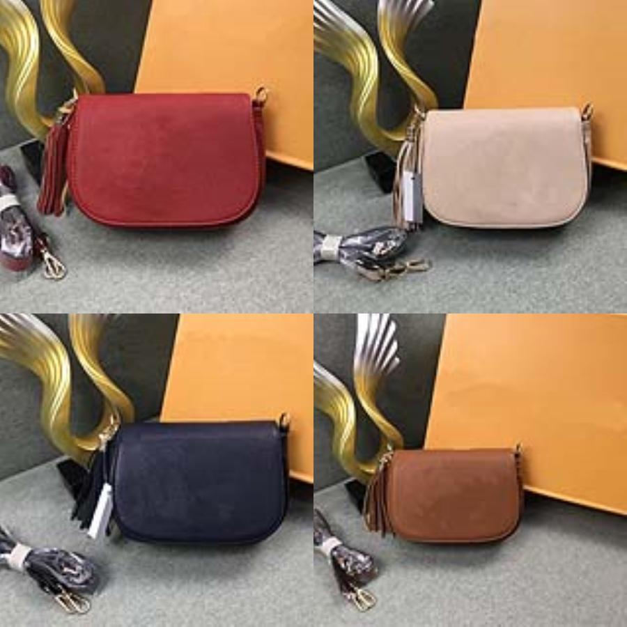 Fashion Frauen Umhängetasche 2020 Kleine Umhängetaschen PU-Leder-Geldbeutel und Handtaschen Travel Messenger Bag # 347
