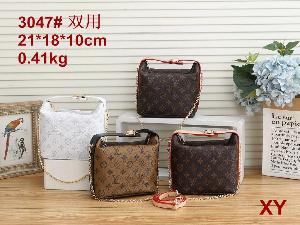 SSS XY 3047 Mejor alta calidad del precio de las mujeres solas señoras de totalizador del bolso del morral del hombro del bolso del monedero