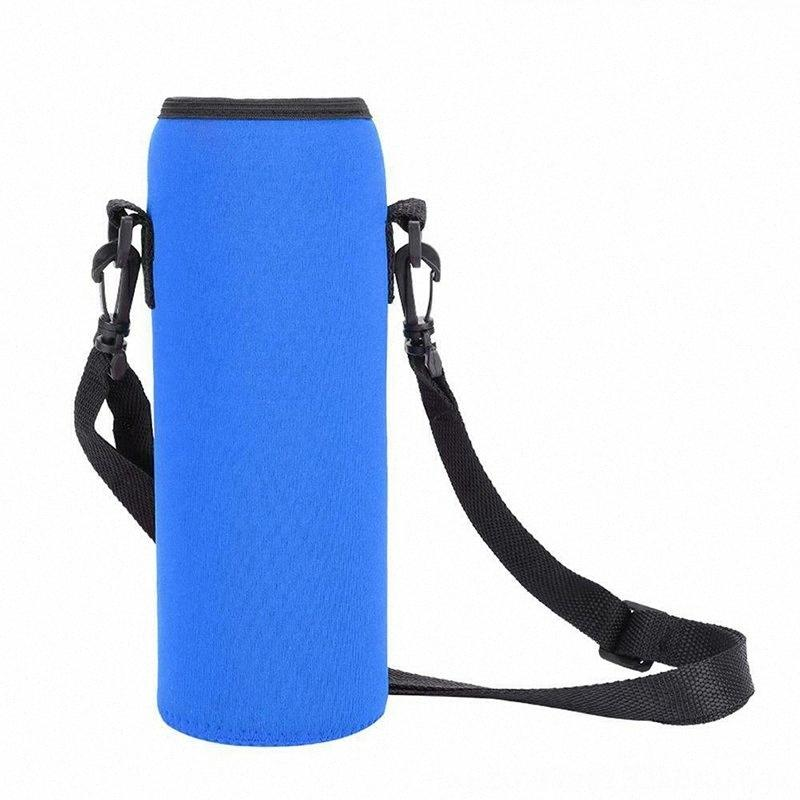 1000ml Water Bottle Carrier Insulated Cover Neoprene Holder Hiking and Camping Camping & Hiking Bag Case Pouch Cover Quick Stow Flask 7hXV#