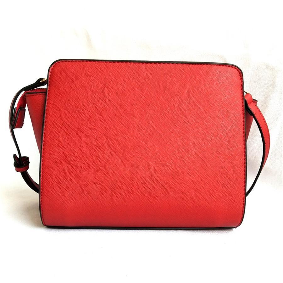 Moda Couro Mulheres Bucket Bag Simples Feminino Messenger Bag alta Retro Qualidade Vintage Ombro Simples Crossbody Tote # 253