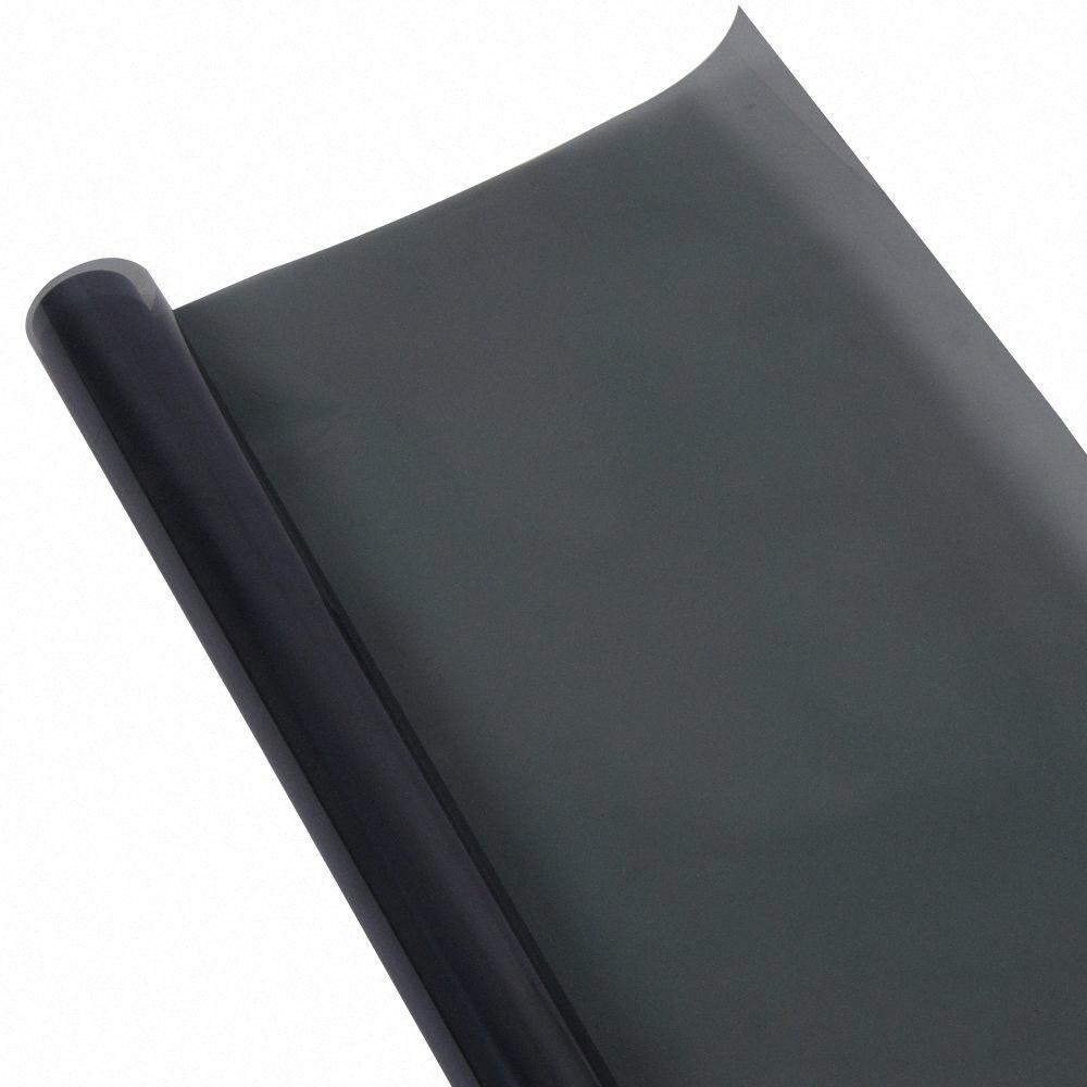 50cm x 15m Car Styling VLT35% Auto-Seiten / Heckscheibe Vinylfilm-Solar-Tönungsfolie Tönungs Selbstklebendes Aufkleber-Abziehbilder ALP2 #