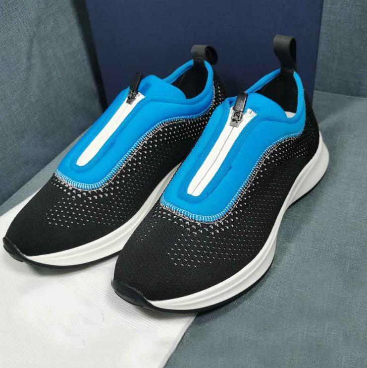 2020 de alta calidad de hombre y mujer al aire libre zapatos casuales zapatos de envío Free Trainer Zapatos Moda Nuisex tamaño al aire libre 35-45 Ee l 20061703W