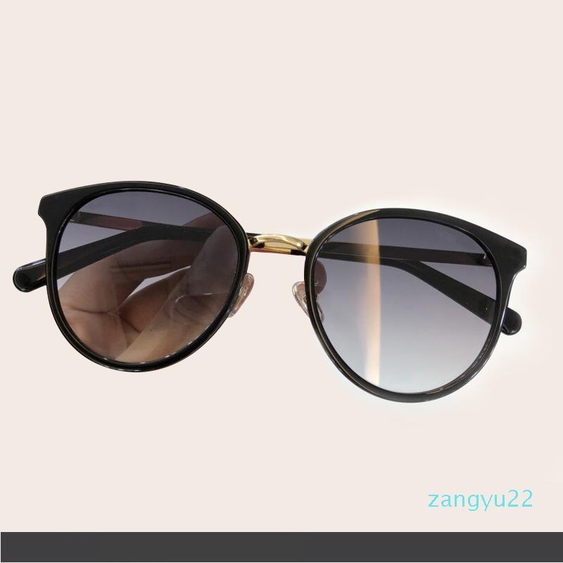 Luxus- für Qualität Glas Runde Sonnenbrille Sonnenbrille Frauen Box 2019 Retro Luxus Sonne Bunte Frauen hoch mit Frauen RRPIT