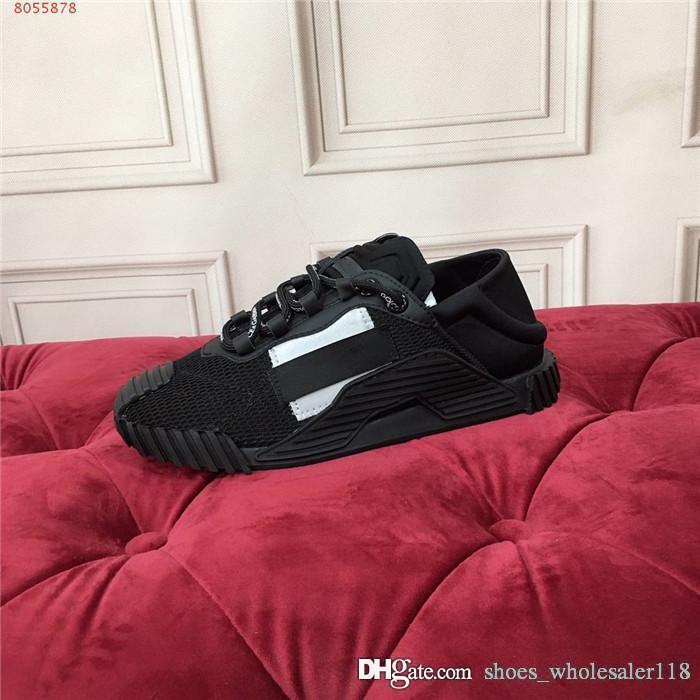 Damen exquisite Spitze Freizeitschuhe, klassische moderne Turnschuhe, Multi-Material-Mischfarbe flache Schuhe Patchwork mit Kasten Größe 35-40