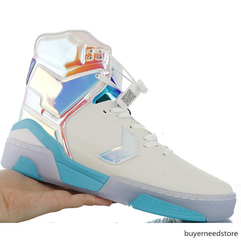 ERX 260 Jewel Paketi Yüksek Erkek Basketbol ayakkabı erkekler Ayakkabı Eğitmenler Glitter tonları lazer Chaussures Spor Sneakers 40-45