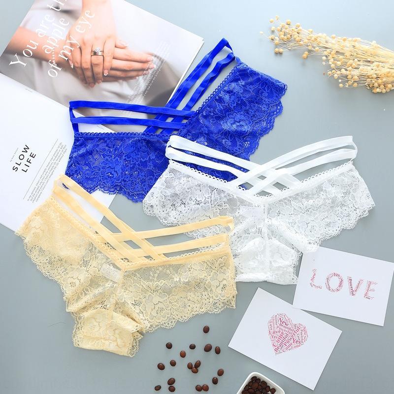 2020 yeni seksi kadın kayışları T pantolon seksi iç çamaşırı tback tanga şeffaf perspektif İç dantel Omuz dantel çapraz