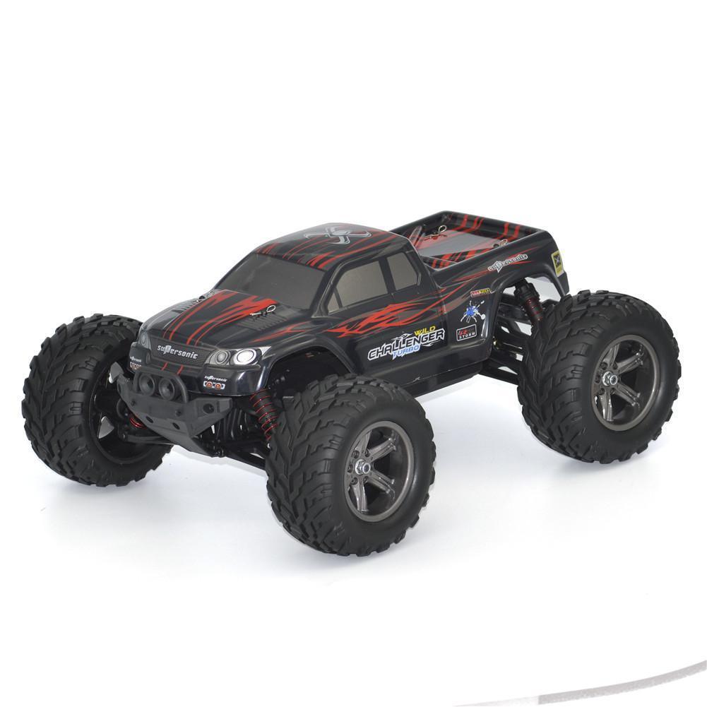 Modello Radio Xinlehong 9115 2.4GHz 2WD 1/12 40 kmh elettrico RTR alta velocità RC Auto Fuoristrada veicolo telecomando Auto camion veicolo T200721