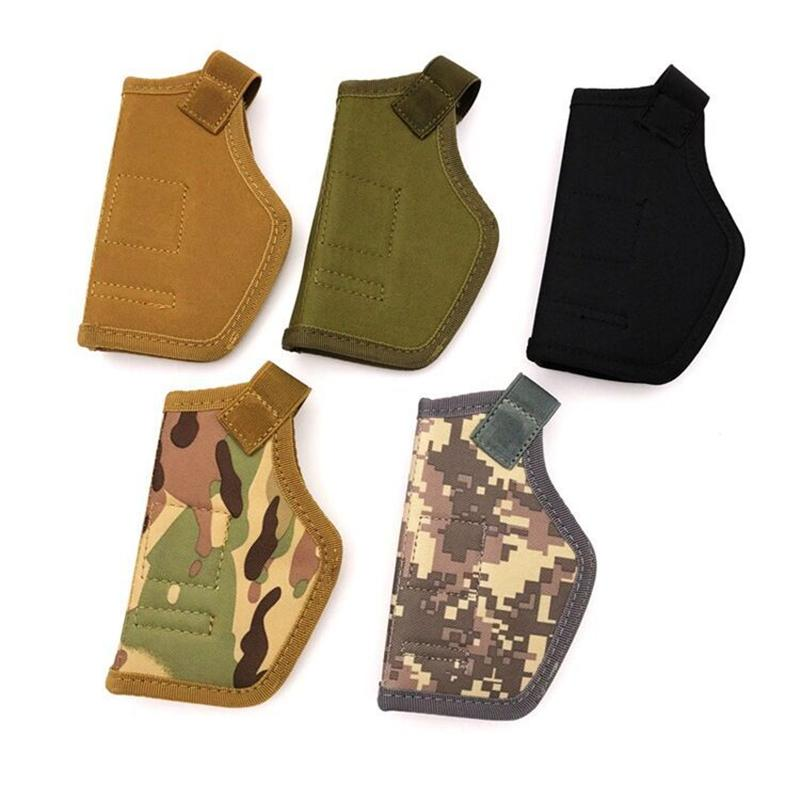 Tactical Compact Pistol Holster Waist Case Gun Hunting Accessory Outdoor CS Field Invisible Holster