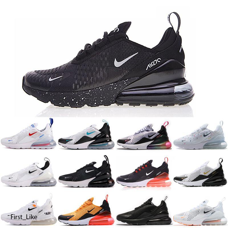 Nike air max 270 2020 Yeni Yastık Sneakers Sports Erkek Ayakkabı Koşu CNY Gökkuşağı Topuk Eğitmen Yol Yıldız BHM Demir Kadınlar Sneakers Boyut 36-45