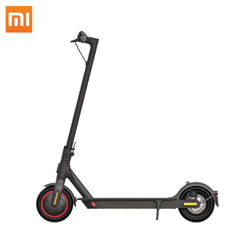 Xiaomi Mi Scooter électrique Pro 2 Pliable Longboard Hoverboard Planche à roulettes 45km Kilométrage Adultes 2 roues Max Puissance