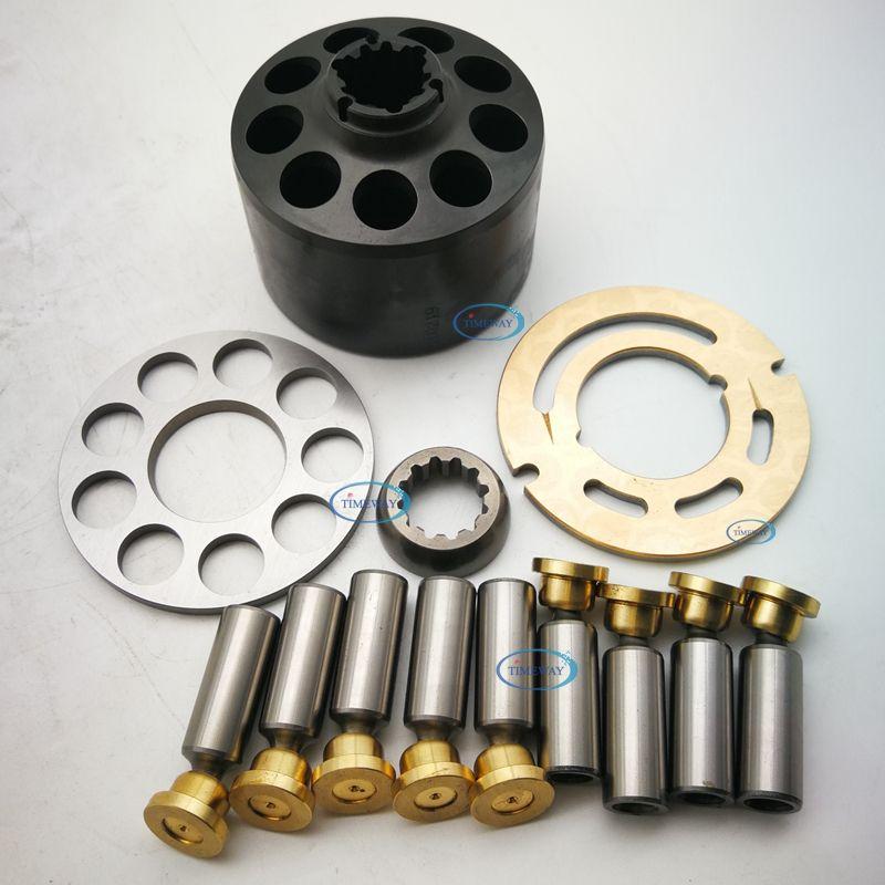 A10VD17 A10VD28 A10VD43 A10VD71 A10V28 A10V43 Piezas de bomba hidráulica Remanufacture Uchida Piston Bomba Kit de reparación de buena calidad