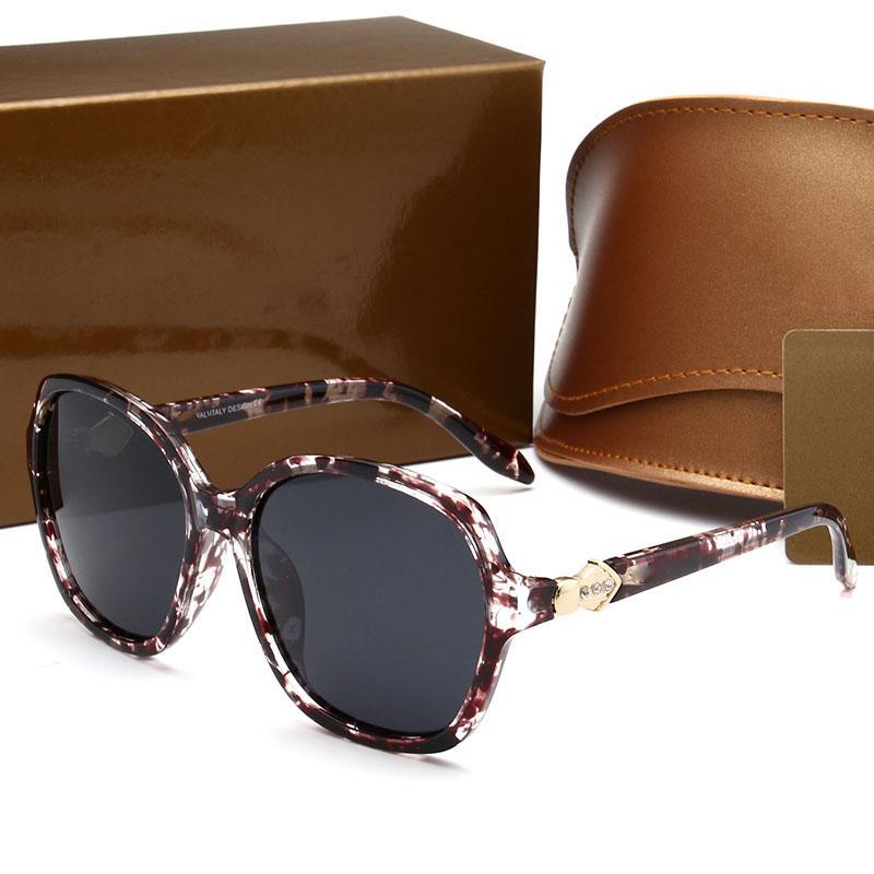 lujo- 2020 estrenar Lentes de sol para hombres y mujeres 8342 de alta calidad gafas de sol polarizadas gafas Eyewear Sun Glass Eye Ciclismo