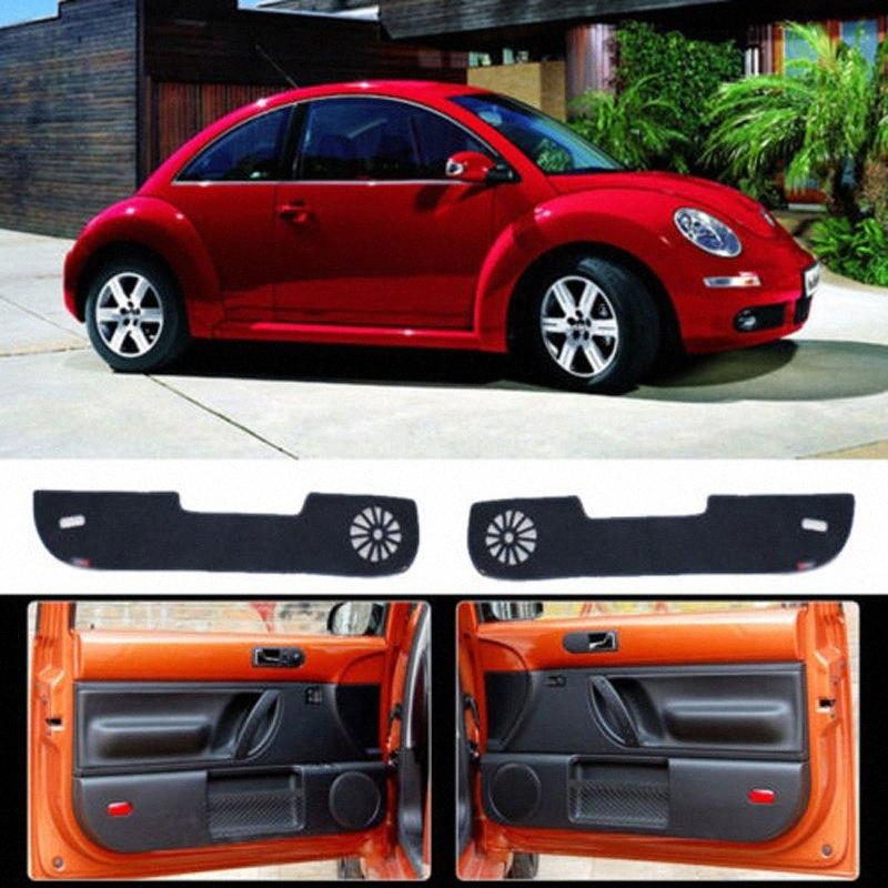 Brand New Inside Door Anti Scratch Protection Cover Protective Pad For VW Beetle 2004 2010 Cool Auto Accessories Cool Automotive Acces rGdO#