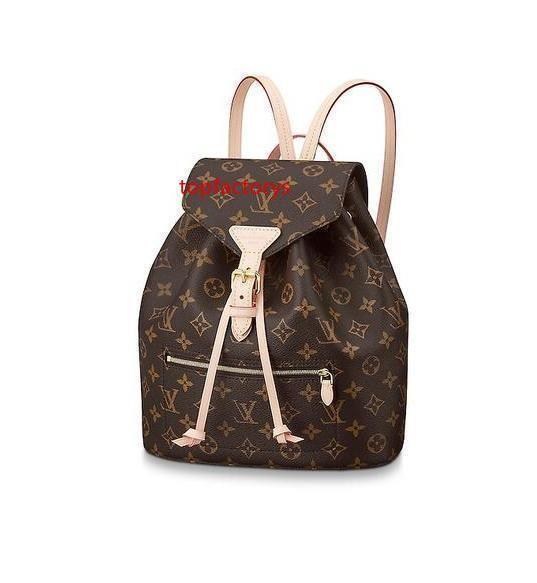 M43431 Montsouris Kadınlar Moda Sırt İş Çantaları Bez Messenger Çanta Softsided Bagaj Rolling Çanta