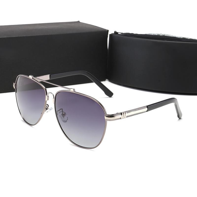 lunettes designer hommes de luxe pour hommes Attitude Lunettes de soleil carrées hommes